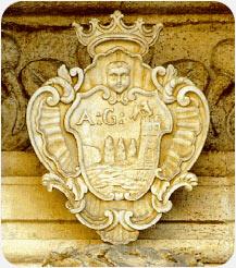 Lo stemma Comunale di Acireale